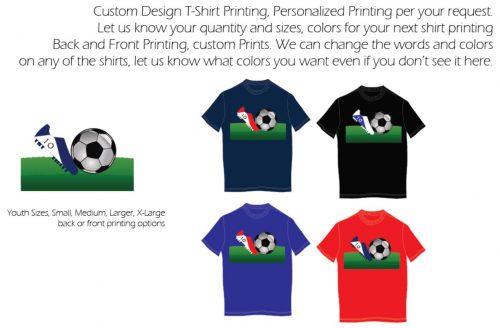 Soccer Futbol Shirts
