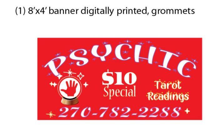 Banner Custom Design